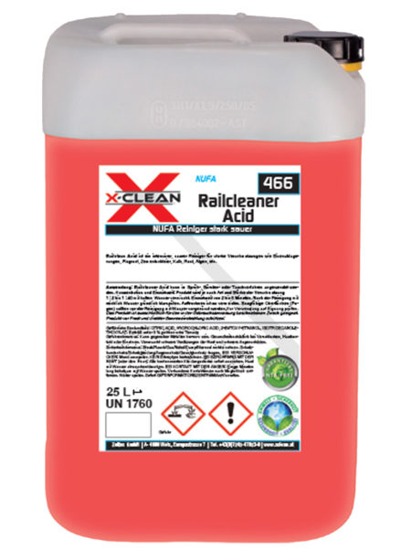 Railcleaner Acid