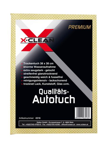 Qualitäts Autotuch medium