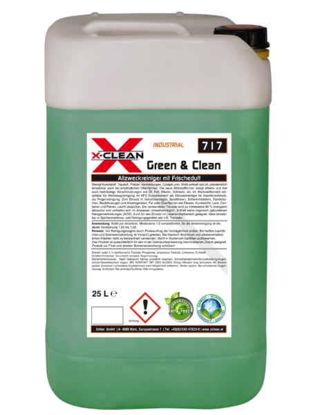 Green & Clean Allzweckreiniger