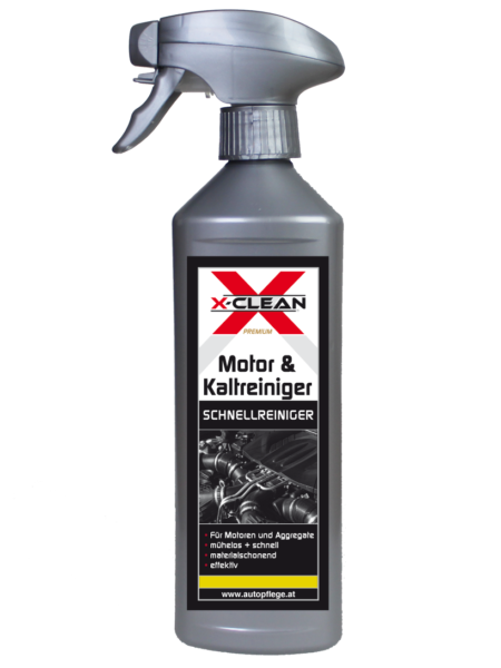 Motor & Kaltreiniger