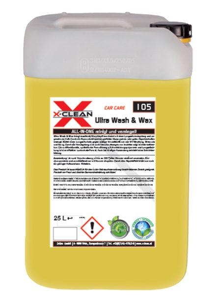 Ultra Wash & Wax