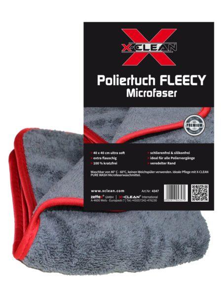 Polier Tuch FLEECY