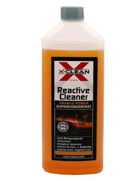Reactive Cleaner