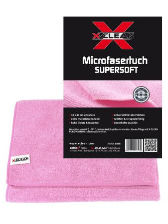 Microfaser Tuch SuperSOFT